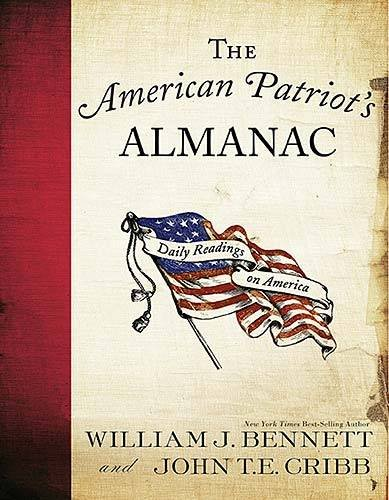 "Happy July 4th: Review ""The American Patriot's Alamanac: Daily Readings on America"""