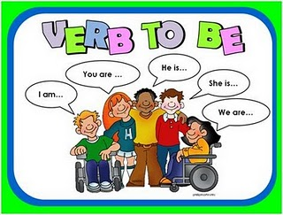 B is for BEING VERBS!