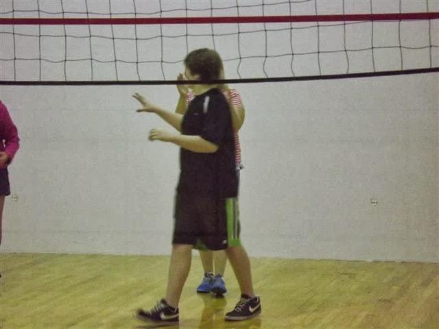 Jake-volleyball
