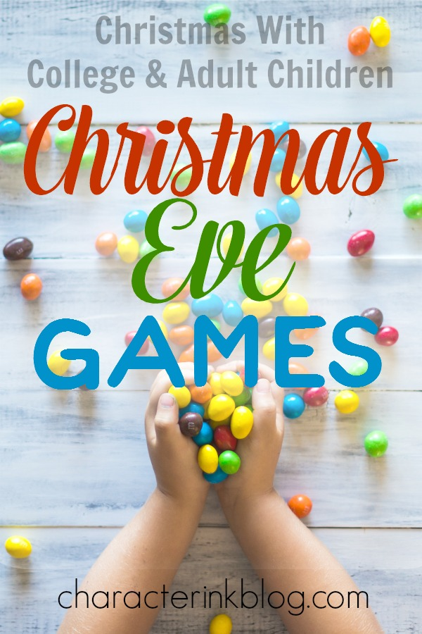 one of the ways that we make our christmas eve super special is through special gifts and games besides the traditions from long ago of singing carols