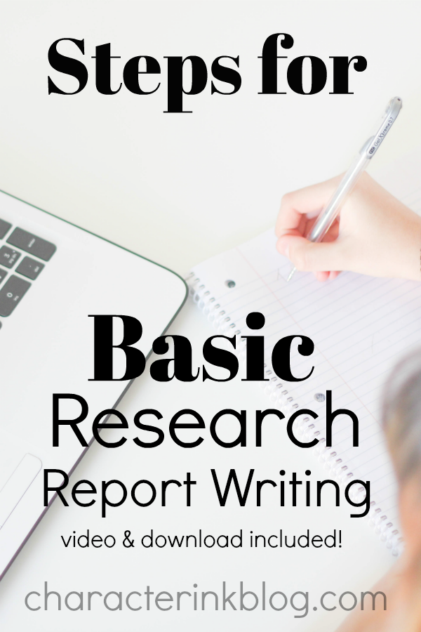 steps in report writing in research 10 steps to writing an academic research in good academic writing, research you also need to follow a scheme as how to analyze the data and report.