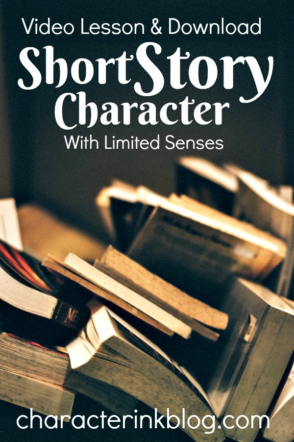 Short story character with limited senses video & free download.