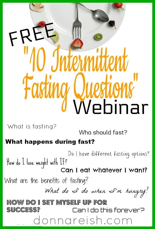 free 10 intermittent fasting questions webinar character ink