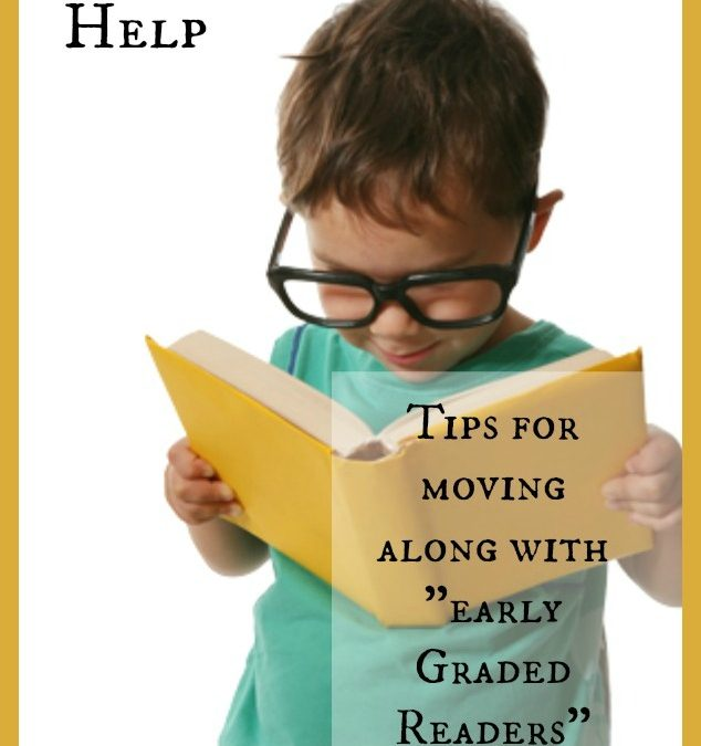 """day 173: summertime —beginning reading help —tips for moving along with """"early graded readers"""""""