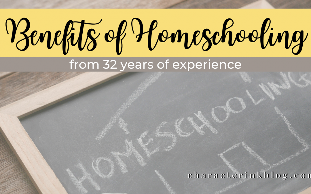 Benefits of Homeschooling Series